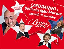 Capodanno 2016 a Bellaria Igea Marina