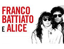 Franco Battiato e Alice in concerto al Carisport di Cesena