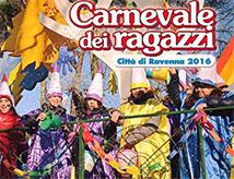 Carnevale dei Ragazzi 2016 a Ravenna e Punta Marina Terme