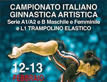 Campionato Italiano Ginnastica Artistica 2016 a Rimini