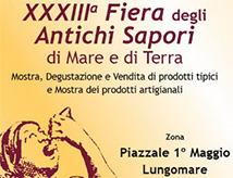 Fiera degli Antichi Sapori di Mare e di Terra 2016 a Cattolica