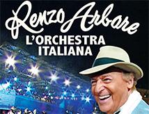 Renzo Arbore e l'Orchestra Italiana al Carisport di Cesena