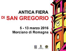 Antica Fiera di San Gregorio 2016 a Morciano
