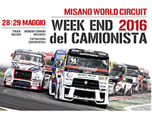 Weekend del Camionista 2016 a Misano