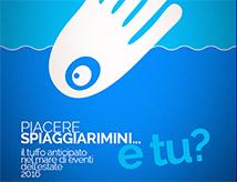 Piacere Spiaggia Rimini e Tu? 2016 con Fabio Concato e Maurizio Lastrico