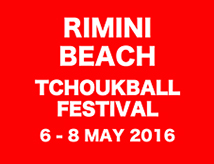 Rimini Beach Tchoukball Festival 2016 a Viserba