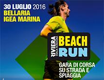 Riviera Beach Run 2016 a Bellaria Igea Marina