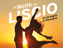 La Notte del Liscio 2016 in riviera romagnola