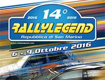 Rally Legend 2016 a San Marino