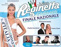 Miss Reginetta d'Italia 2016 a Igea Marina