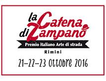 La Catena di Zampanò 2016 a Rimini
