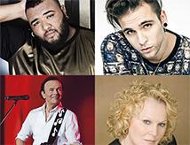 Pasqua 2017 a Bellaria: Sylvestre, Bernabei, Dodi Battaglia, Katia Ricciarelli e altri in concerto