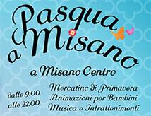 Mercatino di Pasqua 2017 a Misano Adriatico