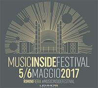 Music Inside Festival 2017 a Rimini Fiera