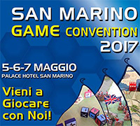San Marino Game Convention 2017