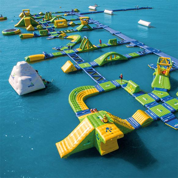 Ritorna BOABAY, il parco galleggiante sul mare di Rimini