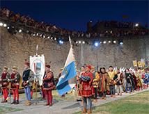 Le Giornate Medioevali 2017 a San Marino