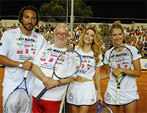 Vip Master Tennis 2017 a Milano Marittima