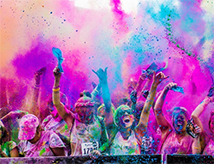 Color Vibe 2017 a Marina di Ravenna