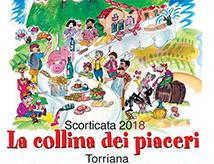 Scorticata 2017: la collina dei piaceri a Torriana di Rimini
