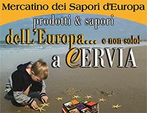Mercato Europeo 2017: prodotti e sapori dell'Europa a Cervia