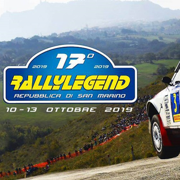 Rally Legend 2017 a San Marino