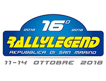 Rally Legend 2017 a San Marino