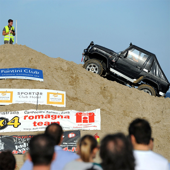Motors Beach Show 2017 a Cervia