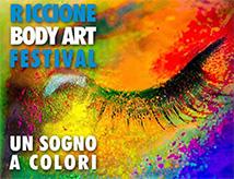 Riccione Body Art Festival 2017