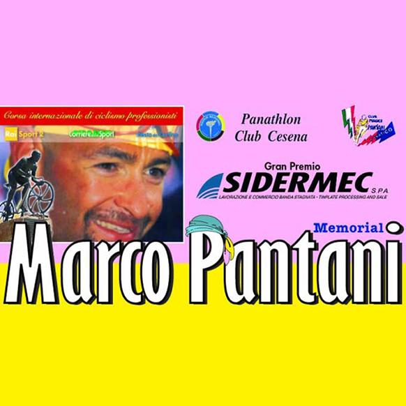 Memorial Marco Pantani 2017 a Cesenatico