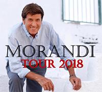 Concerto di Gianni Morandi all'RDS Stadium di Rimini