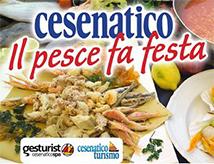 Il Pesce fa Festa 2017 a Cesenatico