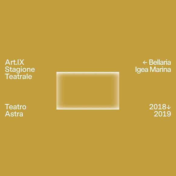 Per Aspera ad Astra 2017/2018: la stagione teatrale di Bellaria Igea Marina
