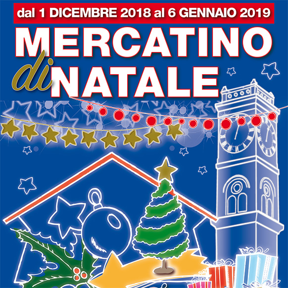 Mercatini di Natale 2017 a Forlì
