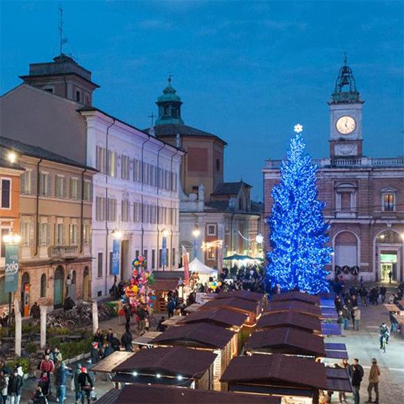 Natale 2017 e Capodanno 2018 a Ravenna