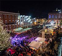 Rimini Christmas Square 2017