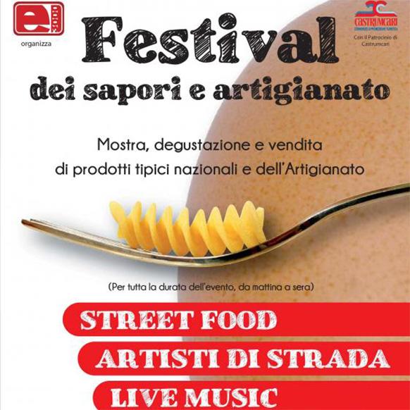 Festival dei Sapori e Artigianato 2018 a Castrocaro Terme