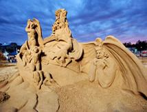 World Master Sculture di Sabbia