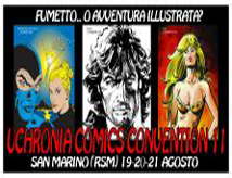 Uchronia Comic Convention