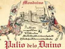 Palio del Daino Mondaino