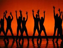 Spettacolo di The Parsons Dance Company