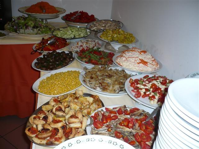 Antipasti E Contorni Freddi Ricette Buffet Cucina Prediletta Pictures ...