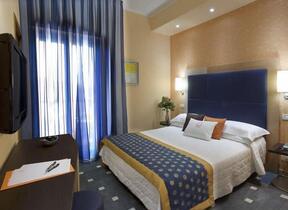 Rimini - Marina Centro - hotel genty - Safe - 4 Stars Hotel