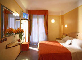 Camere per disabili - Rimini - Marina Centro - Hotel 3 Stelle superiore - hotel soleblu