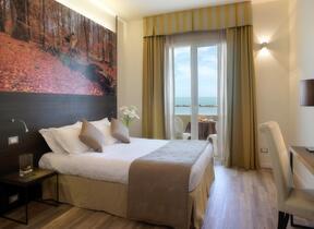 Viserbella - Hotel 3 Sterne superior - Heizung  - hotel life