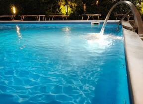 Viserbella - hotel life - Hotel tre Stelle superiore - Vasca