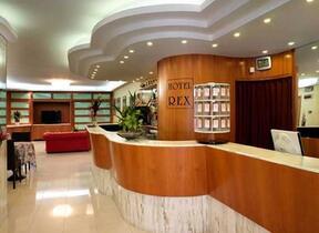 Rimini - Marina Centro - hotel rex - Cucina vegetariana - Hotel tre Stelle
