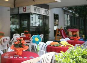 Hotel 3 Stelle - Rimini - Marina Centro - Accesso internet - junior hotel