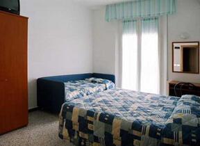 Hotel 3 Stelle - hotel trinidad - Rimini - Baby-care