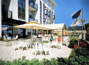 Solarium - hotel gardenia - Hotel tre Stelle - Torre Pedrera